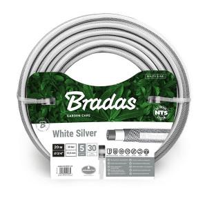 """Bradas Hadice WhiteSilver 3/4"""" - 20m"""