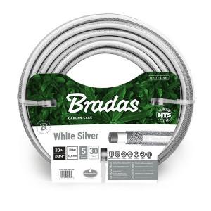 """Bradas Hadice WhiteSilver 3/4"""" - 30m"""