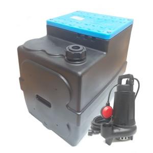 Dreno BOX 100L + BIC 40-2/075 MG