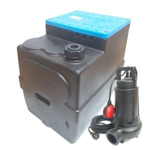 Dreno BOX 100L + Compatta 1 MG