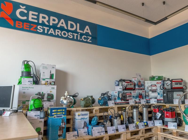 Prodejna ČerpadlaBezStarostí.cz